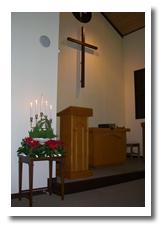 小倉徳力教会礼拝堂